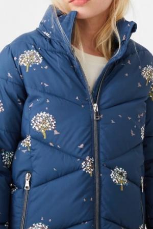 Теплая куртка для девочки от Манго - Mango MNG0293-cl-128