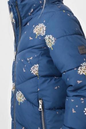 Теплая куртка для девочки от Манго - Mango MNG0293-cl-128 #2