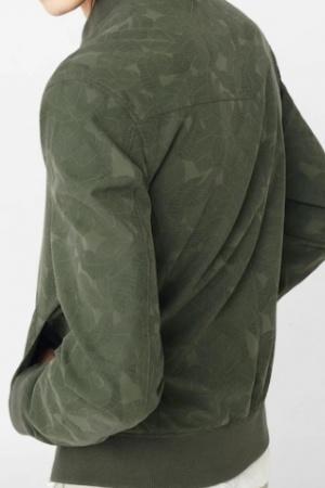Мужская куртка- бомбер от Mango  - Mango MNG0304-cl-XXL #2
