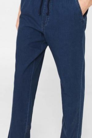 Мужские штаны-джоггерсы от Mango (Испания) - Mango MNG0307-cl-S