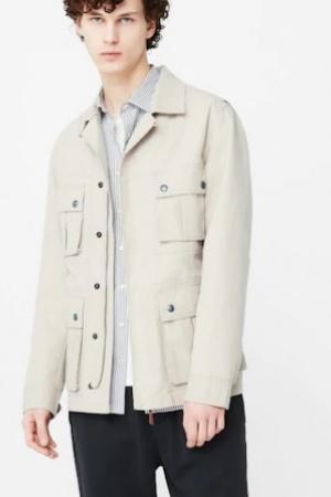 Мужская демисезонная куртка от Mango (Испания) - Mango MNG0310-cl-M