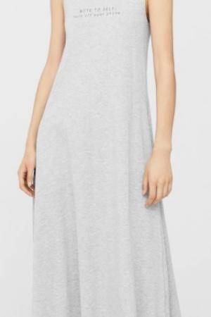 Платье женское в пол Mango (Испания) - Mango MNG0319-cl-S
