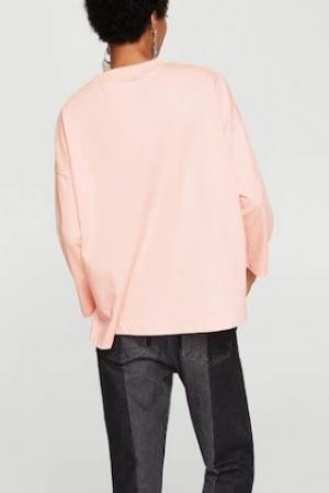 Розовый женский свитшот от Mango (Испания) - Mango MNG0321-cl-S #2