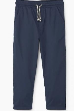 Стильные утепленные штаны  для мальчика от Mango (Испания) - Mango MNG0324-cl-152 #2