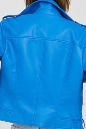 Ультрамодная женская куртка байкер от Mango (Испания) - Mango MNG0326-cl-S #2