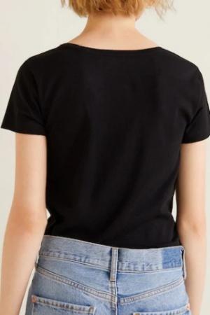 Летняя женская футболка от Манго (Испания) - Mango MNG0344-cl-XS #2