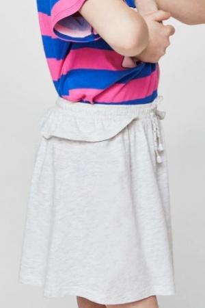 Юбка для девочки от Манго (Испания) - Mango MNG0345-cl-140 #2