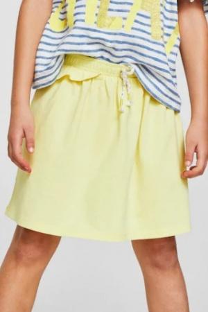 Яркая юбка для девочки от Манго (Испания) - Mango MNG0347-cl-152