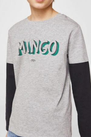 Реглан для мальчика от Mango Испания - Mango MNG0352-cl-152