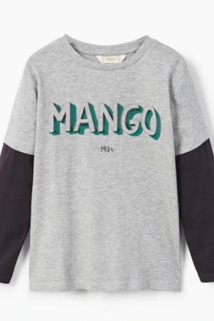Реглан для мальчика от Mango Испания - Mango MNG0352-cl-152 #2