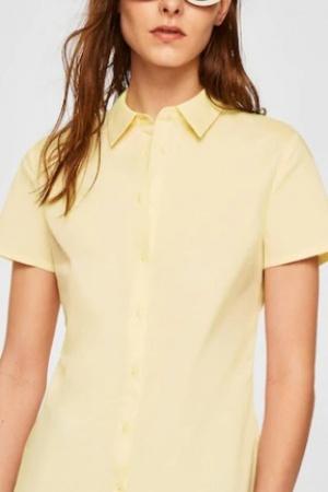 Красивая женская рубашка от Манго (Испания) - Mango MNG0356-cl-S