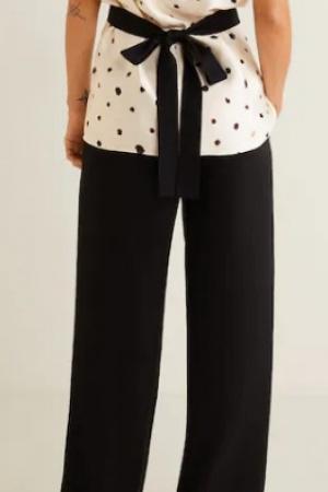 Классические женские прямые брюки от Mango (Испания) - Mango MNG0369-cl-36 #2