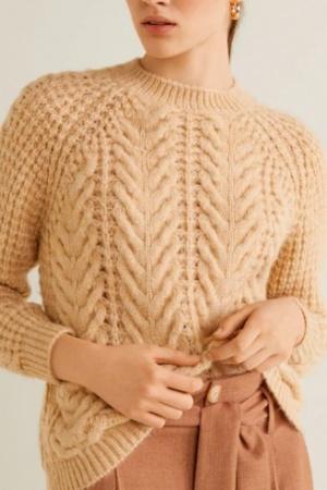 Стильные женские свитера от Mango (Испания) - Mango MNG0394-cl-М