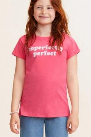 Яркие футболки девочек от Mango (Испания) - Mango MNG0395-cl-152