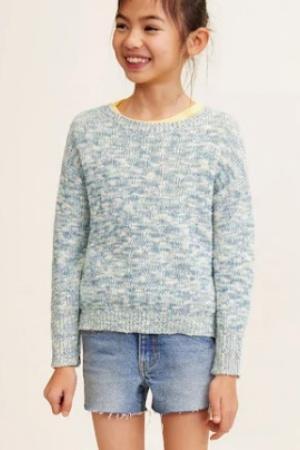 Стильные свитера для девочек от Mango (Испания) - Mango MNG0404-cl-152