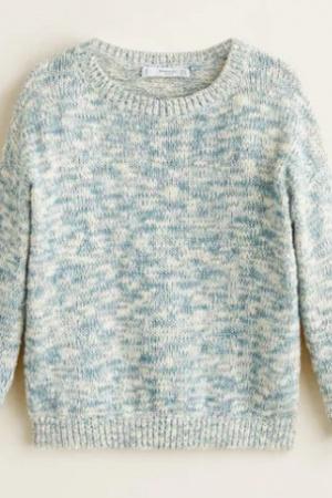 Стильные свитера для девочек от Mango (Испания) - Mango MNG0404-cl-152 #2