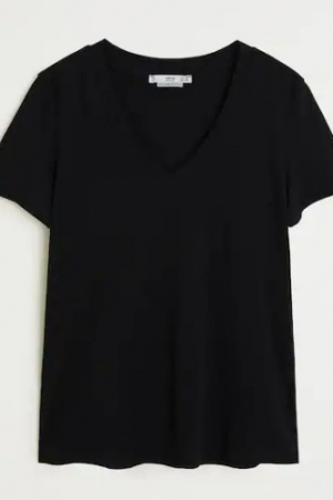Легкая женская футболка от Манго (Испания) - Mango MNG0419-cl-М #2