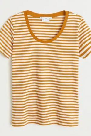 Женская футболка Mango Испания  - Mango MNG0424-cl-S #2