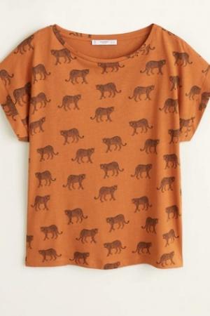 Стильная женская футболка от  Mango - Mango MNG0426-сl-S #2