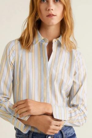 Стильные женские рубашки от Mango - Mango MNG0435-cl-S