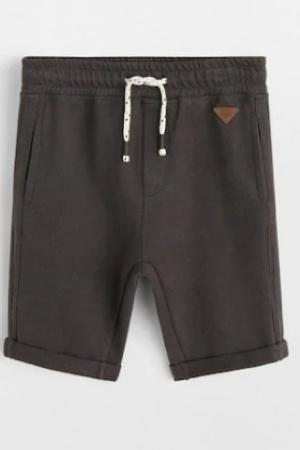 Модные трикотажные шорты для мальчиков от Mango (Испания) - Mango MNG0438-cl-128