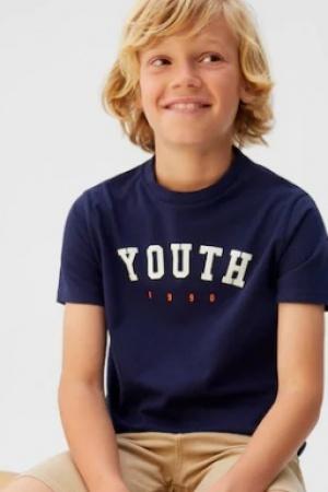 Стильные футболки для мальчиков от Mango - Mango MNG0441-cl-122