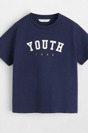 Стильные футболки для мальчиков от Mango - Mango MNG0441-cl-122 #2