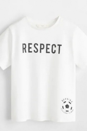 Стильные футболки для мальчиков от Mango (Испания) - Mango MNG0447-cl-128 #2
