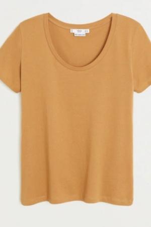 Трендовая женская футболка от Mango - Mango MNG0458-сl-S #2