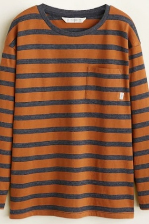 Трендовый реглан для мальчика от Mango (Испания) - Mango MNG0462-cl-152 #2