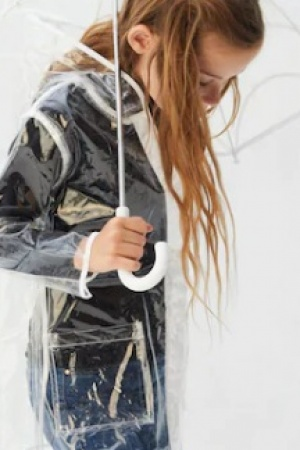 Плащ дождевик для девочки Mango Испания - Mango MNG0478-cl-134 #2