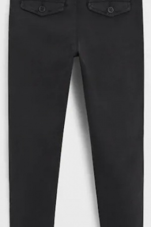 Стильные штаны чинос для мальчиков от Mango (Испания) - Mango MNG0479-cl-152 #2