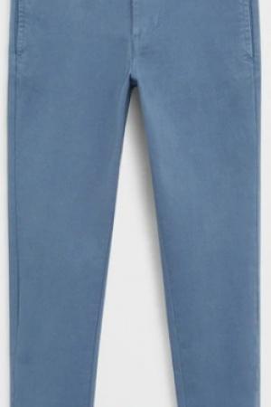 Модные штаны чинос для мальчиков от Mango (Испания) - Mango MNG0480-cl-140