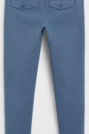 Модные штаны чинос для мальчиков от Mango (Испания) - Mango MNG0480-cl-140 #2