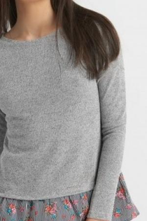 Стильный женский реглан 2в1 от Orsay (Германия) - Orsay OR0059-cl-M