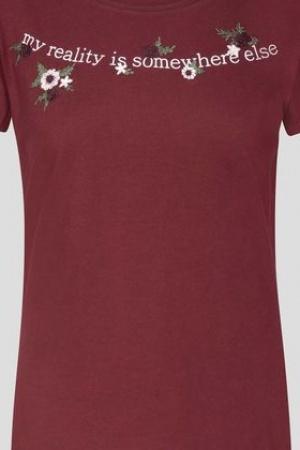 Яркая женская футболка от Orsay (Германия) - Orsay OR0068-cl-L