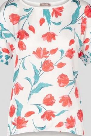 Элегантная женская футболка от Orsay Германия - Orsay OR0075-cl-S