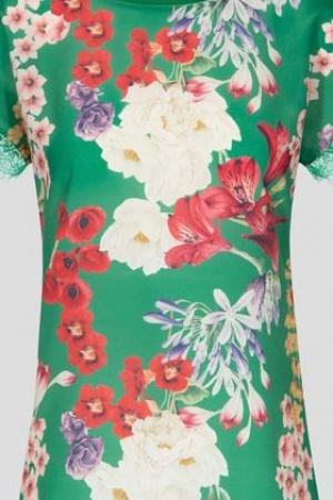 Красивая женская футболка от Orsay Германия - Orsay OR0076-cl-S