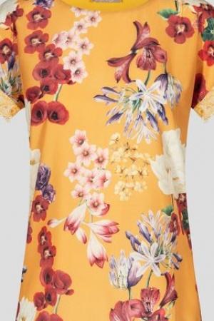 Модная женская футболка от Orsay Германия - Orsay OR0077-cl-S