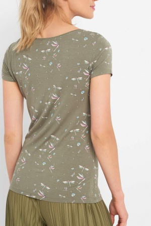 Летняя женская футболка от Orsay (Германия) - Orsay OR0082-cl-S #2