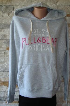 Женский свитшот от Пул&Бир (Испания) - Пул&Бир PB0230-cl-L