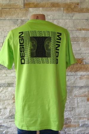 Зеленая мужская футболка от Пул&Бир Испания - Пул&Бир PB0245-cl-XL #2