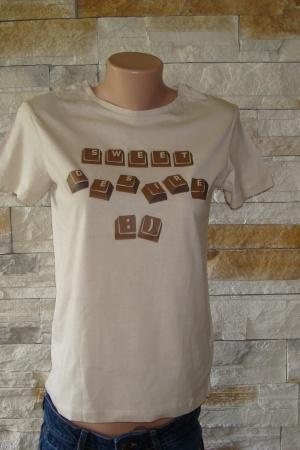 Красивая женская футболка от Пул&Бир (Испания) - Пул&Бир PB0248-cl-L