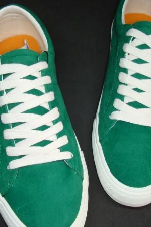 Зеленые мужские мокасины от Пул&Бир  - Пул&Бир PB0301-sh-42