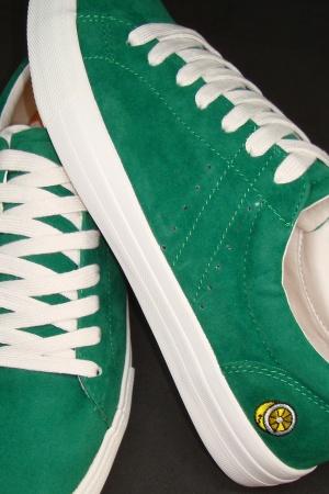 Зеленые мужские мокасины от Пул&Бир  - Пул&Бир PB0301-sh-42 #2