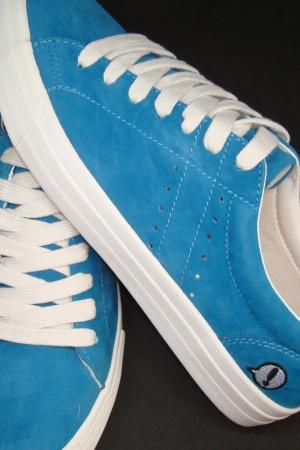 Голубые мужские мокасины от Пул&Бир Испания - Пул&Бир PB0308-sh-40 #2