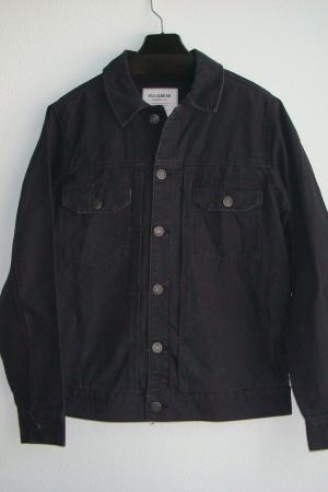 Мужская куртка пиджак Пул&Бир (Испания) - Пул&Бир PB0329-cl-S