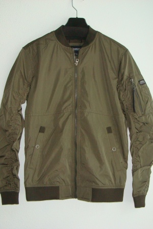Мужская куртка бомбер от Пул&Бир - Пул&Бир PB0331-cl-S