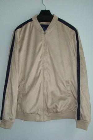 Модная мужская куртка бомбер от Пул&Бир - Пул&Бир PB0336-cl-XL