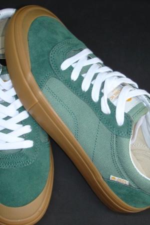 Зеленые мужские мокасины Пул&Бир Испания - Пул&Бир PB0349-sh-40